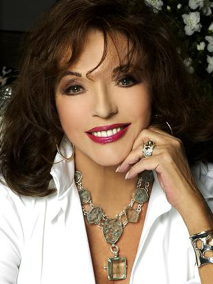 Joan Collins on mice men and living to be 100