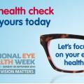 Boots National Eye Health Week